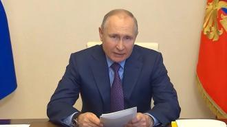 Путин предложил наладить международное сотрудничество в мониторинге всех вредных выбросов