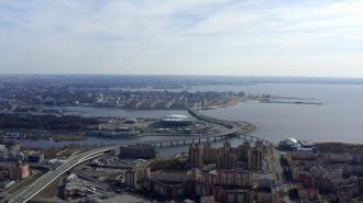 На строительство и реконструкцию петербургских дорог выделят 42,3 млрд рублей