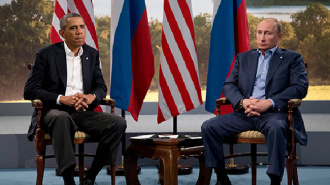 Путина и Обаму рассадят подальше друг от друга на G20