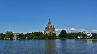 В Петергофе в 2021 году будет отреставрирована колокольня Петропавловского собора