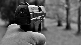 В Невском районехулиган расстреливал окна из травмата: есть пострадавшие