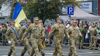 В Украине пожаловались на незначительный рост оборонного потенциала