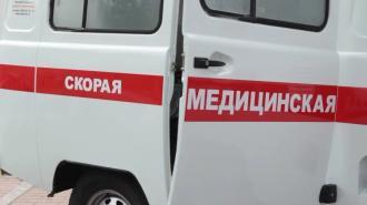 На проспекте Славы произошла авария с участием маршрутки