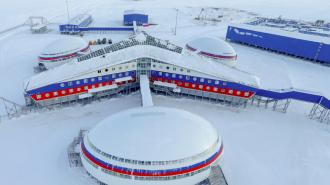 Российские военные показали иностранным журналистам базу в Арктике