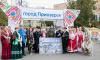 Исполнители Выборгского ансамбля «Вереск» приняли участие в юбилейном этнофестивале «Россия – созвучие культур»