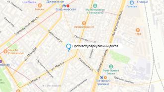 РПЦ получила здание туберкулезного диспансера в центре Петербурга