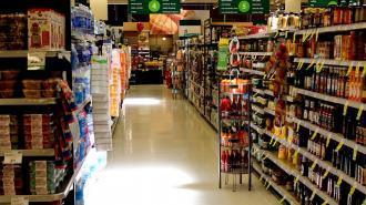 Россияне начали экономить на продуктах питания