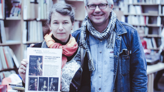Фоторепортаж: Библиотека Алвара Аалто отметила свою 83-ю годовщину в Выборге