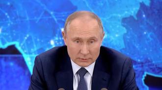 В России призвали сурово наказать солгавшую Путину журналистку