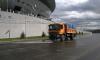 В Петербурге у стадиона в дни матчей ЧМ-2018 будут работать 130 дворников