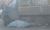 В Петербурге скончался мужчина за рулем Газели