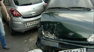 ДТП на Приозерском шоссе: оба водителя погибли