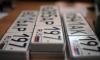 В Колпино арестована семейная пара, воровавшая автомобильные номера