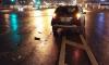 Виновник ДТП у площади Александра Невского уехал с места инцидента
