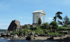 В выборгском парке Монрепо восстановили Храм Нептуна