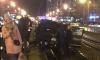 Мужчина выехал на трамвайные пути в Приморском районе в состоянии алкогольного опьянения
