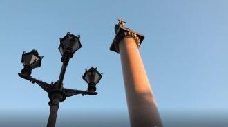 В Петербурге уличному освещению исполнилось 300 лет