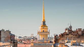Запасы солнца в Петербурге подходят к концу