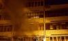 В Кировском районе на пожаре в коммуналке погиб мужчина