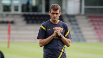 В возрасте 45 лет умер бывший главный тренер «Барселоны» Тито Виланова
