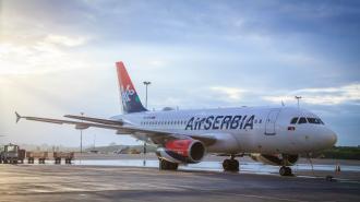"""""""Air Serbia"""" запускает рейсы между Белградом и Петербургом 2 раза в неделю"""