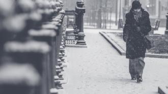 В среду в Петербурге пройдет мокрый снег