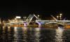Подсветку Благовещенского моста отключат для замены фонарей