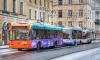 Трамвай и троллейбус в центре города окрасятся в цвета Культурного форума