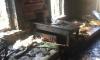 В Иркутской области на пожаре погибла женщина и трое маленьких детей
