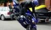 Мотоциклист-француз попал в ДТП в Красноярском крае
