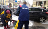 В центре города ликвидировали22 нелегальные торговые точки