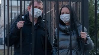 Вероятность третьей волны в Петербурге остается высокой