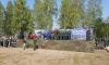 Старейший танкист России получил часы от губернатора Петербурга