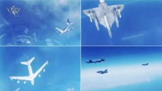 Forbes: пилоты ВКС России следили за секретной операцией сил НАТО в Черном море