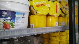 В Петербурге сожгли 400 кг санкционных продуктов из Евросоюза