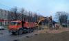 """""""Водоканал"""" приступил к замене участка водопровода в Калининском районе"""