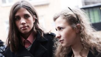 Казак, напавший на Pussy Riot в Сочи будет оштрфован на 1000 рублей