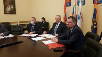 Совет депутатов проведет конкурс на замещение должности главы администрации