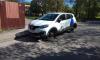 В Петербурге обнаружили каршеринги со скрученными колесами