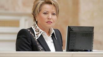 Валентина Матвиенко пока сомневается, принимать ли ей новое назначение