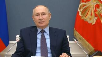 """Путин выступит с посланием Федеральному собранию в центральном выставочном зале """"Манеж"""""""