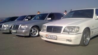 Украина будет штрафовать за автомобильные номера Южной Осетии и Абхазии