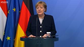 Меркель связала поддержку роста военных расходов до 2% ВВП с политикой в адрес России