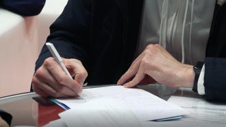 В РФ подписан первый СпИК на производство линейки фармацевтических субстанций