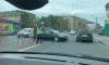 За сутки на дорогах Петербурга и области в ДТП пострадали 9 человек