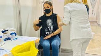 """Сербский политик рассказала, почему привилась """"Спутником V"""""""