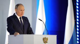 Эксперт прокомментировал выступление Путина в Послании, посвященное экологии