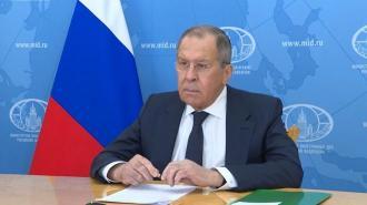 Лавров: Россия готова принять меры в ответ на санкции США