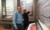 Новую выставку в Выборгском замке осмотрел губернатор Ленинградской области