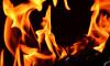 Пожарные потушили пожар в квартире на улице Красного Курсанта